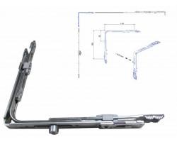 Угловая передача ENDOW для пластиковых окон и дверей