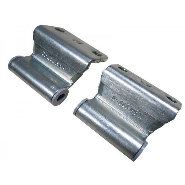 Кронштейн верхний (ухо) Geviss для пластиковых окон и дверей