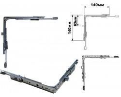 Угловая передача Siegenia VSO для пластиковых окон и дверей