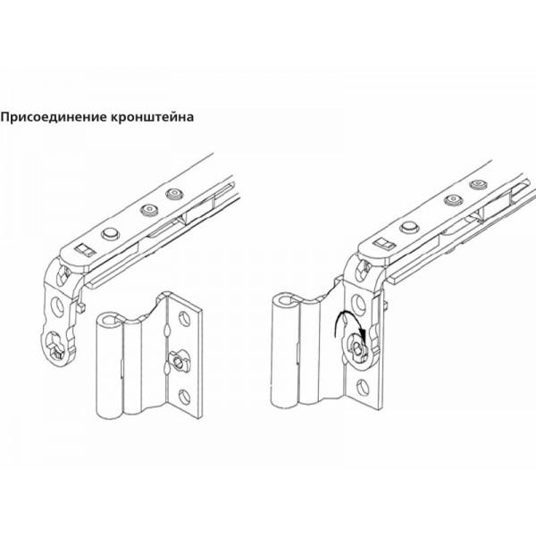 Ножницы KALE на пластиковые окна и балконные двери