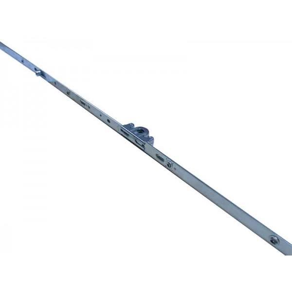 Запор поворотно-откидной Siegenia 1601-2000 для пластиковых окон и дверей