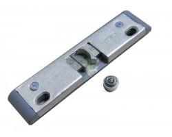 Защелка балконная Vorne 13 мм для пластиковой балконной двери