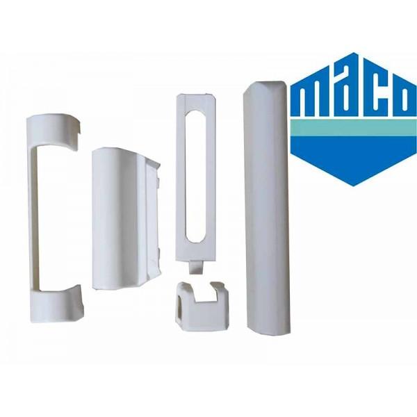 Накладки MACO (МАКО) на петли пластиковых окон