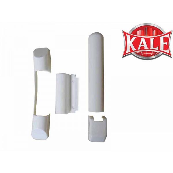 Накладки на петли пластиковых окон и дверей KALE (Кале)