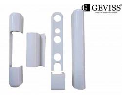 Накладки на петли GEVISS для пластиковых окон