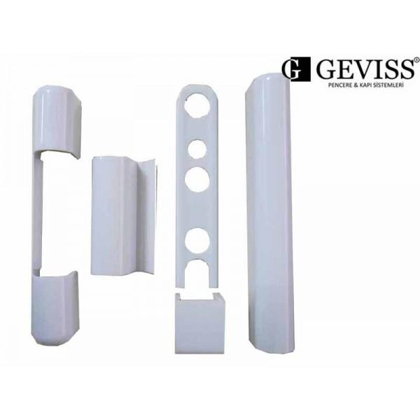Накладки на петли пластиковых окон и дверей GEVISS (Гевис)