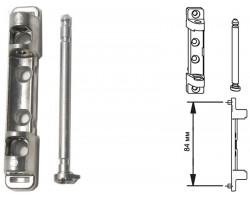 Верхняя петля GU ECO-JET для пластиковых окон, балконных дверей