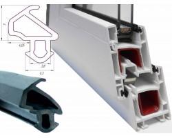 Уплотнительная резина KBE 228 для пластиковых окон дверей